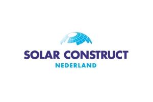 Logo solar construct